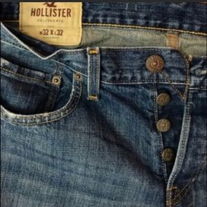 Hollister Jeans NWOT men's 32 waist denim